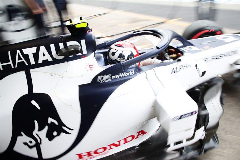 F1   ホンダF1田辺TDレース後会見:好結果のガスリー&フェルスタッペンを称賛「マシンポテンシャルを最大限引き出した」