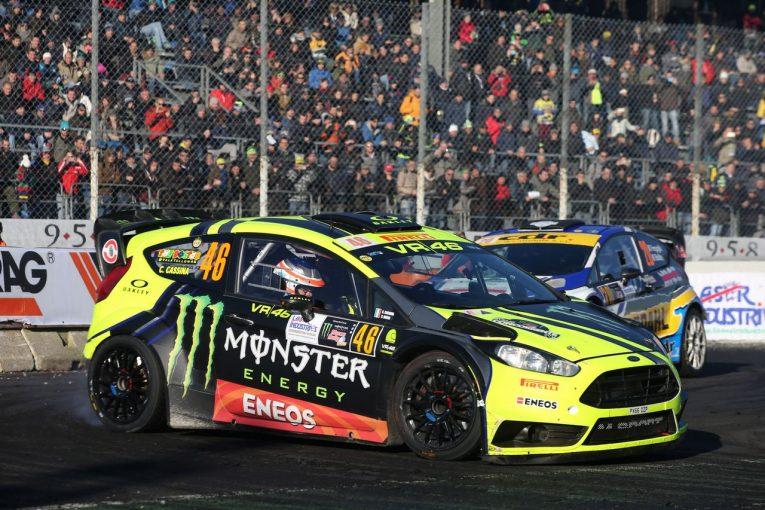 ラリー/WRC | WRC:バレンティーノ・ロッシ、過去7度優勝のラリー・モンツァ出場を検討か