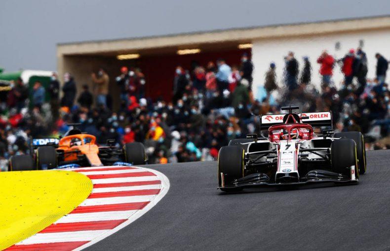 F1 | ライコネン「最初はうまくいった。入賞するにはまだ少し足りない部分がある」:アルファロメオ F1第12戦決勝