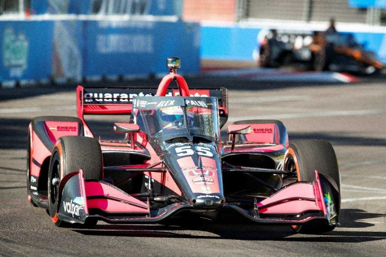海外レース他 | チームゴウモータースポーツ 2020インディカーシリーズ第14戦 レースレポート