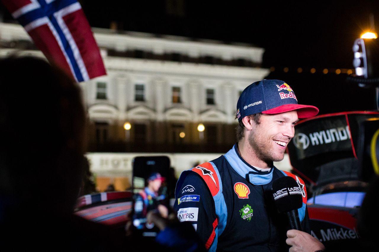 WRC:アンドレアス・ミケルセン、ベルギーとイタリアでシリーズ復帰を目指す