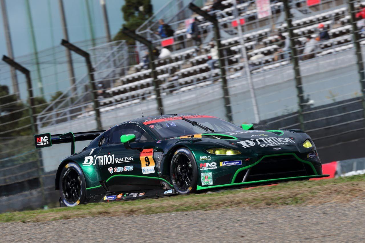 PACIFIC – D'station Racing 2020スーパーGT第6戦鈴鹿 レースレポート