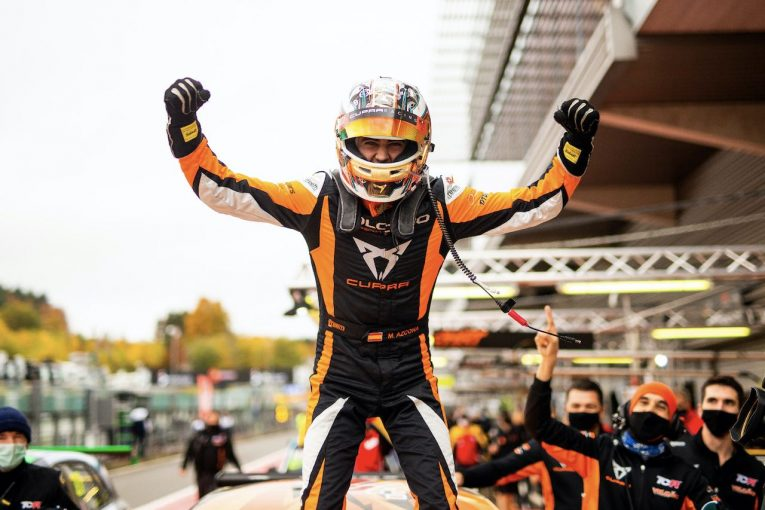 海外レース他 | TCR EU第5戦:卒業生の2018年王者ミケル・アズコナが、世界レベルの実力を示す連勝劇