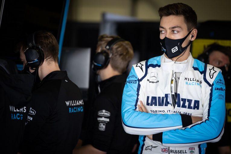 F1 | ウイリアムズF1のラッセル、シート喪失報道を否定「レッドブル入りを狙うペレス陣営が噂を利用しているだけ」