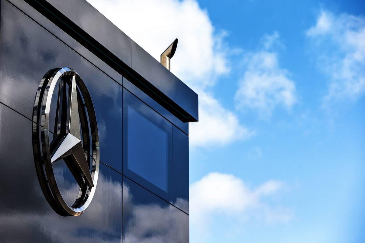 メルセデス-AMG・ペトロナス・モータースポーツ モーターホーム