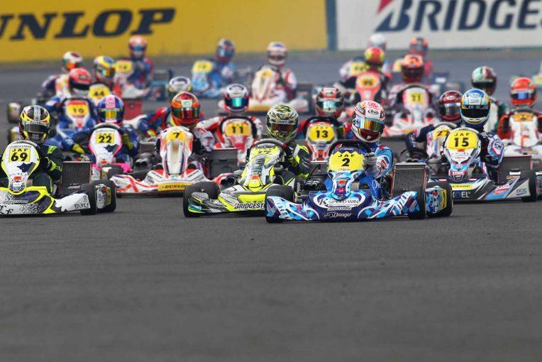 国内レース他 | 2020 オートバックス全日本カート選手権 OKシリーズ 第5戦/第6戦レポート