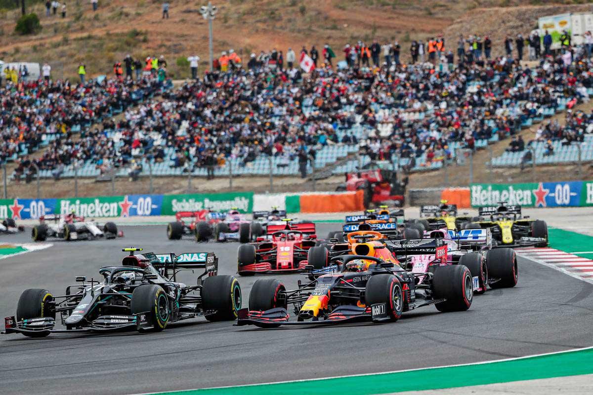 2020年F1第12戦ポルトガルGP