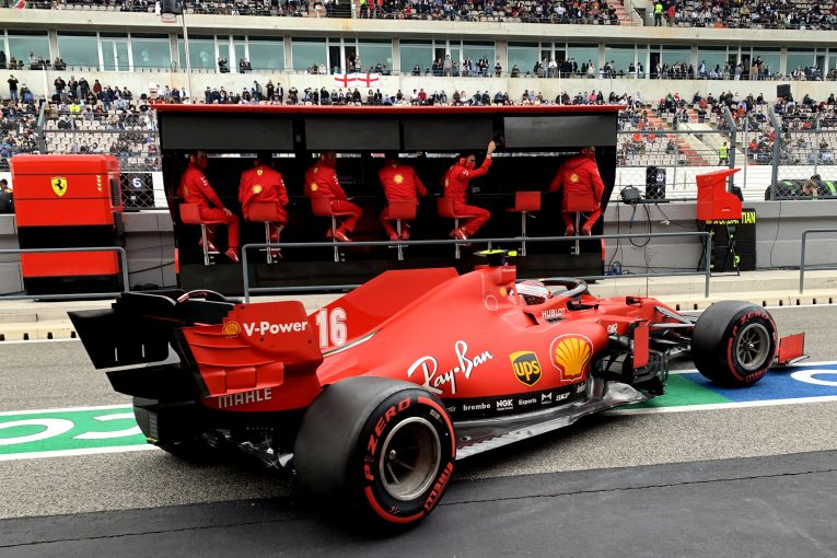 F1 | ポルトガルで復調の兆しを見せたフェラーリF1、ホームのイモラでアップデート効果の確認へ