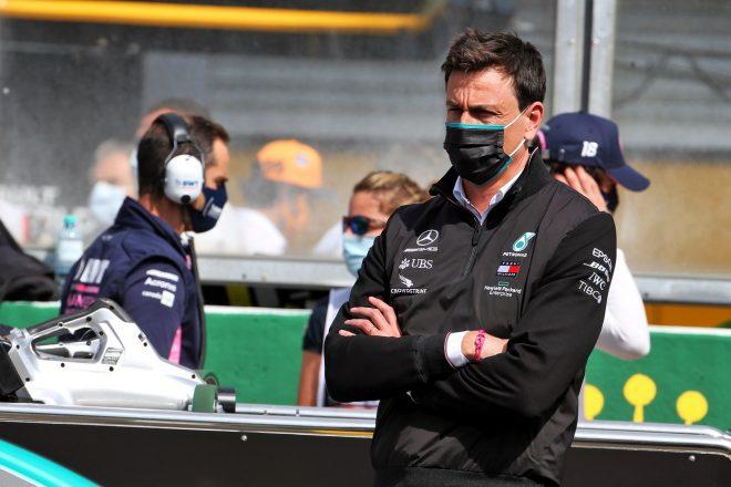 メルセデスF1チーム代表トト・ウォルフ