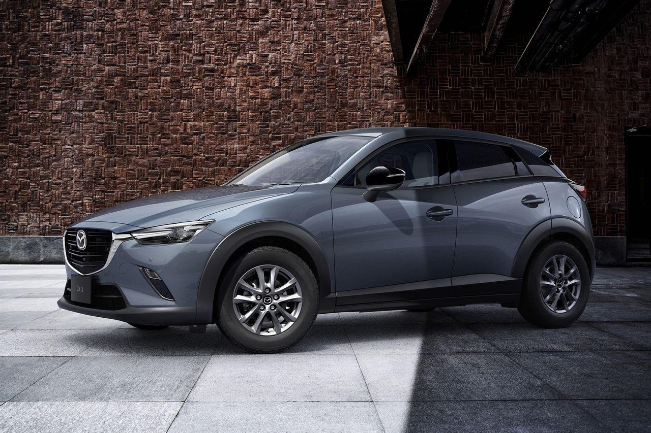 『マツダCX-3』1.5ガソリン車に特別仕様車。こだわりのコーディネートスタイルを提案