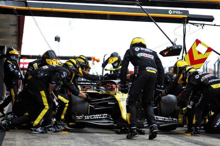 F1   F1 Topic:エミリア・ロマーニャGPでタイヤ使用ルールが変更。レースの鍵を握るフリー走行後のタイヤ返却
