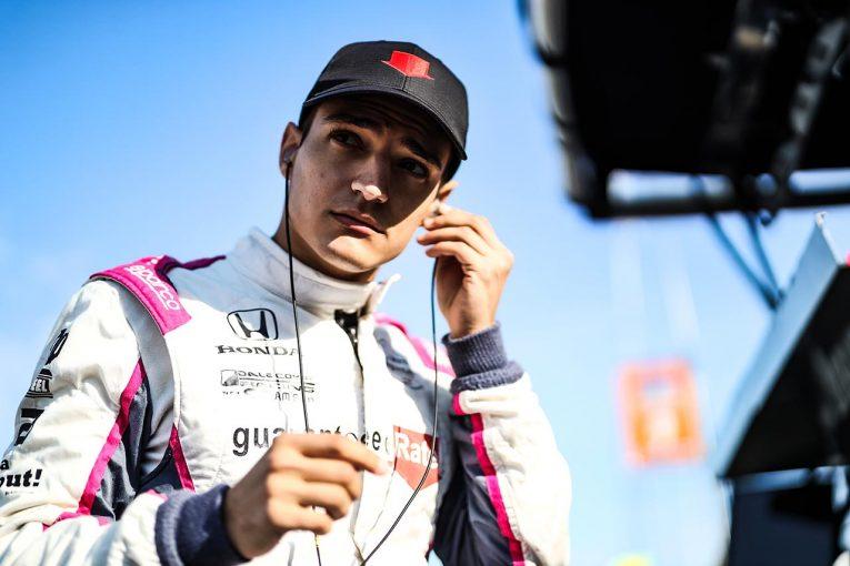 海外レース他 | インディカー:アレックス・パロウがチップ・ガナッシに加入「まさに夢が実現した」