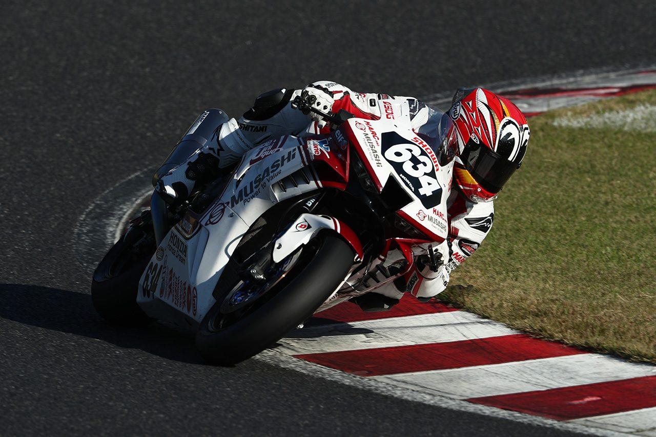【順位結果】2020全日本ロード最終戦鈴鹿 MFJ-GP ST1000 予選