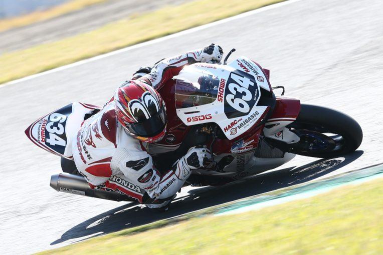 MotoGP | 名越哲平が初ポール獲得。津田拓也と高橋裕紀がフロントロウ/全日本ロード最終戦鈴鹿 ST1000予選