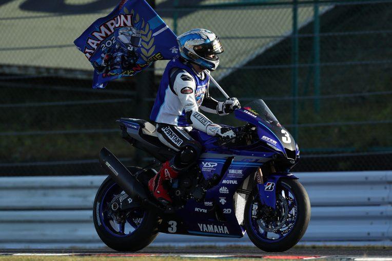 MotoGP | 野左根、表彰台を獲得して最高峰クラス初王者に輝く。中須賀は今季初優勝/全日本ロード最終戦鈴鹿 JSB1000レース1