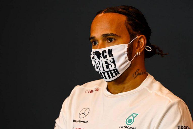 F1 | F1エミリア・ロマーニャGP金曜会見(1):「特別な思いがある」ハミルトン、尊敬するセナが走ったイモラで初レース