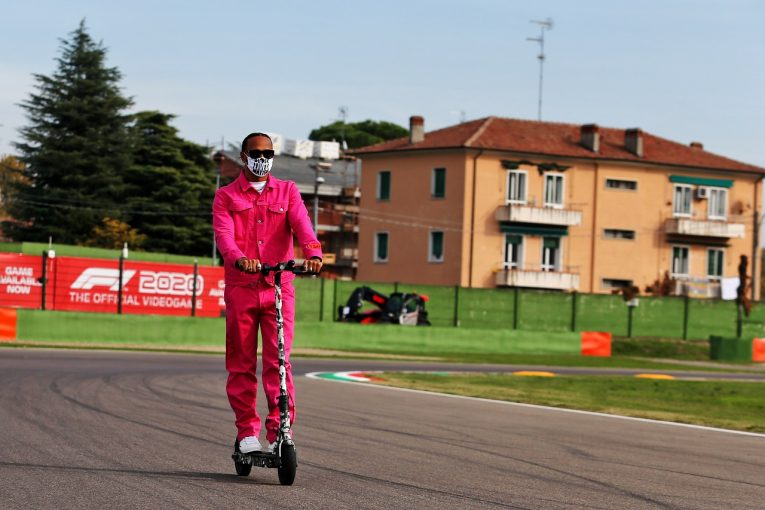 F1 | F1エミリア・ロマーニャGP、DRSゾーンは1カ所に設置、トラックリミットは2カ所で取り締まり