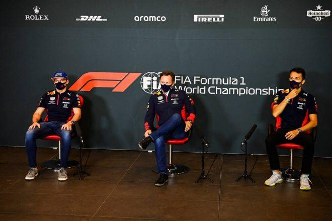 2020年F1第13戦エミリア・ロマーニャGP 金曜会見