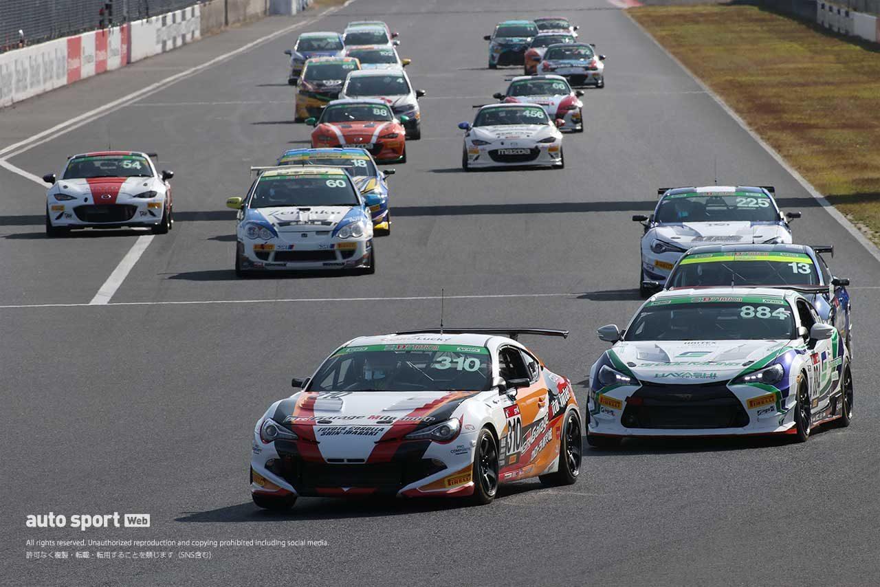 スーパー耐久2020 第3戦 スーパー耐久レースin岡山Gr-2 決勝スタート