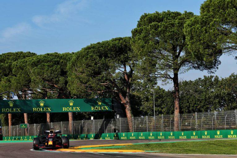 F1 | 【タイム結果】F1第13戦エミリア・ロマーニャGPフリー走行