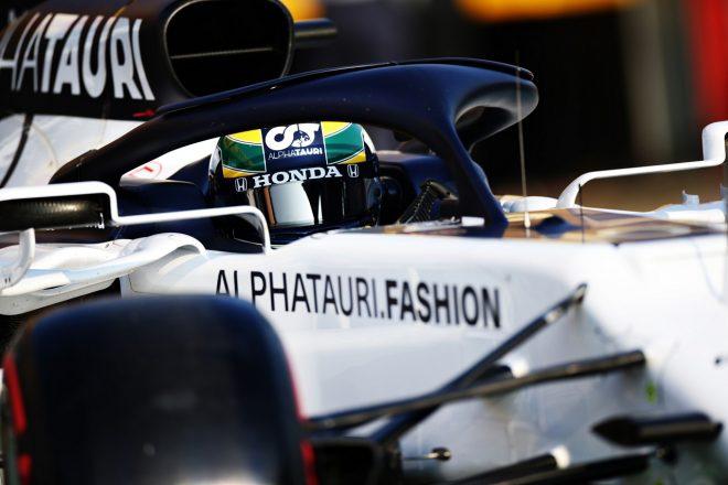 2020年F1第13戦エミリア・ロマーニャGP ピエール・ガスリー(アルファタウリ・ホンダ)