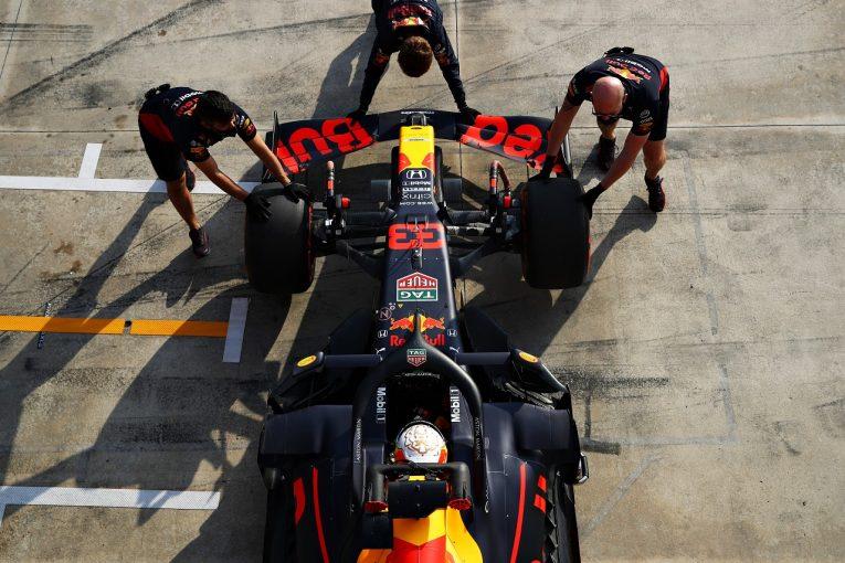 F1 | レッドブル代表「予選3番手を獲得できたのはメカニックたちのおかげ」通常15分の修理を8分で完了【F1第13戦】