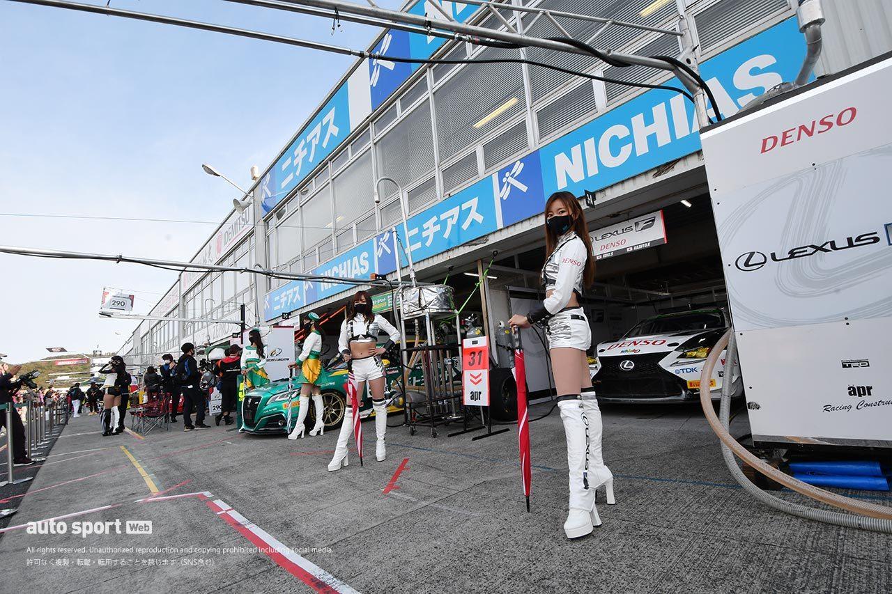 """スーパー耐久:今季国内四輪ビッグレースで""""限定的""""ながら初のピットウォークを開催"""