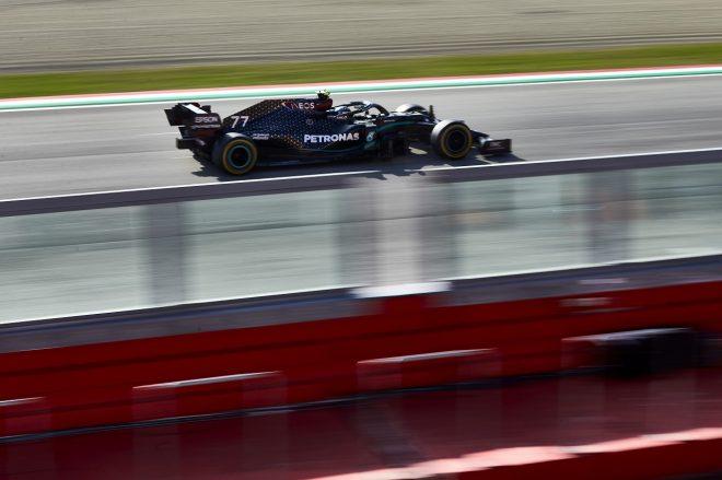 2020年F1第13戦エミリア・ロマーニャGP バルテリ・ボッタス(メルセデス)
