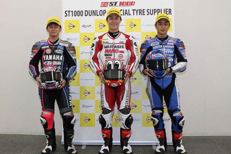 MotoGP   名越哲平「自分の走りをすればいけると思っていた」/全日本ロード最終戦鈴鹿 ST1000決勝会見