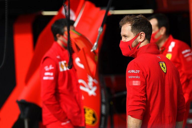 F1   ベッテル予選14番手「リスクを取って攻めたが明らかに速さが足りなかった」フェラーリ【F1第13戦】