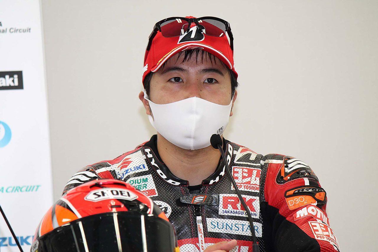 野左根航汰「後続との差をコントロールでき、いいレースだった」/全日本ロード最終戦鈴鹿 レース2会見