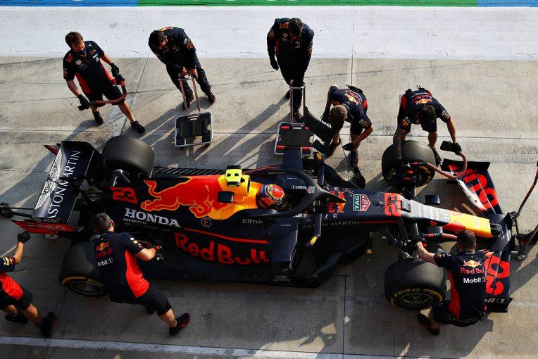 F1 | F1第13戦エミリア・ロマーニャGP決勝:20人のドライバーの『持ちタイヤ』