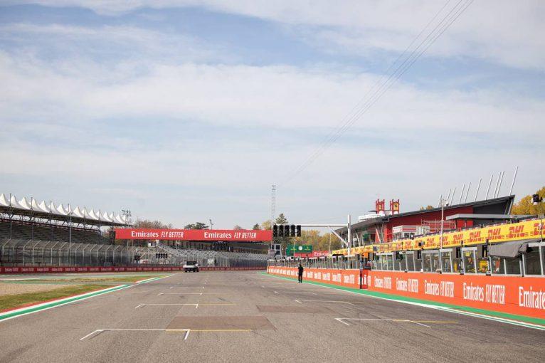 F1 | 2020年F1第13戦エミリア・ロマーニャGPグリッド