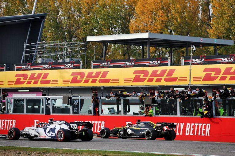 F1 | 【ギャラリー】F1第13戦エミリア・ロマーニャGP決勝