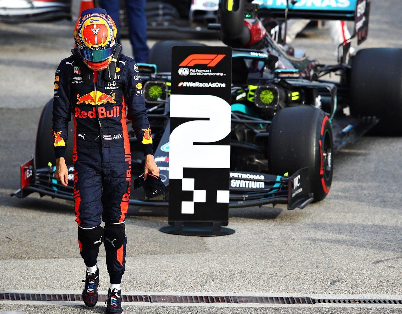 Photo of アル本スピンをされた最下位」戦略が異なる余裕で表彰台に立つことができた」レッドブルホンダ[F1 제 13 전]- オートスポーツweb