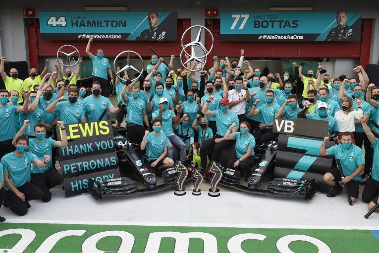 F1   ダイムラー会長、メルセデスF1の成功を活用し収益性向上を目指す「投資利益率は今後いっそう良くなる」
