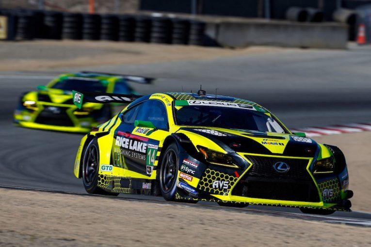 ル・マン/WEC | IMSA:レクサス戴冠。RC F GT3を走らせるAVSがスプリントカップ王者に
