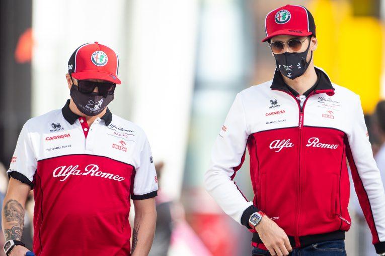 F1 | ライコネン9位「上位とのギャップが狭まりつつある」アルファロメオ【F1第13戦決勝】