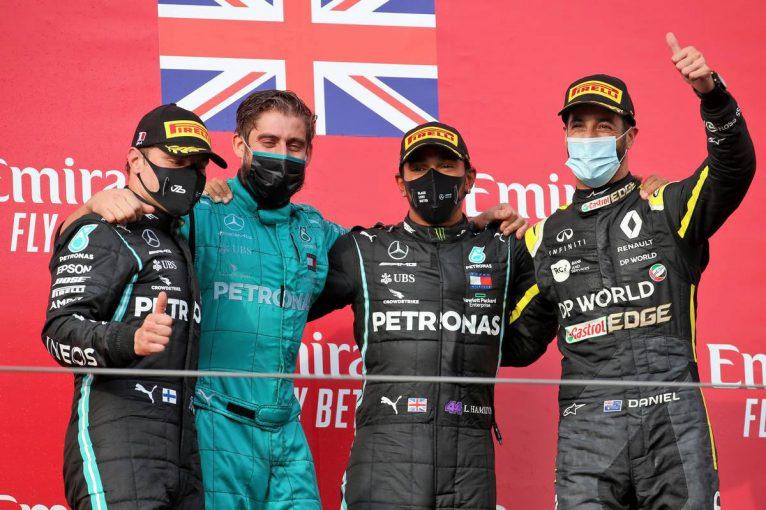 F1 | F1第13戦エミリア・ロマーニャGP決勝トップ10ドライバーコメント(2)