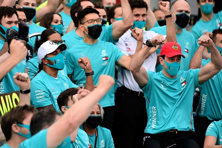 F1 | 【気になる一言】「我々の旅はまだ終わっていない」メルセデスF1代表、ハミルトン引退の可能性に否定的