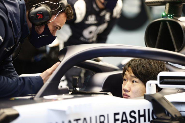 F1 | ホンダ八郷隆弘社長が角田裕毅のF1デビューを祝福「世界最高峰のステージでの活躍を楽しみにしている」