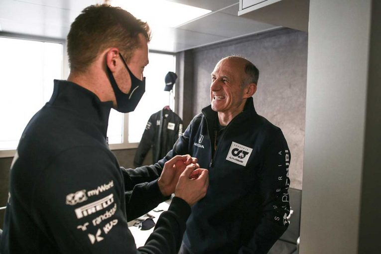 F1 | 【F1第13戦無線レビュー(3)】4位入賞で実力を示したクビアト「今年はこれまで少しツキがなかったからね」