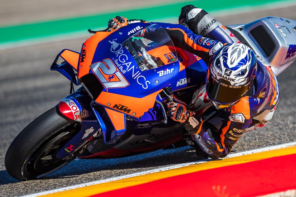 MotoGP:KTMテック3のレクオーナ、第13戦ヨーロッパGPを欠場。同居している兄弟が新型コロナ陽性