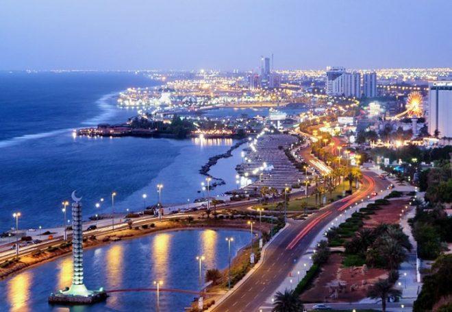 F1サウジアラビアGPが開催されるジェッダ