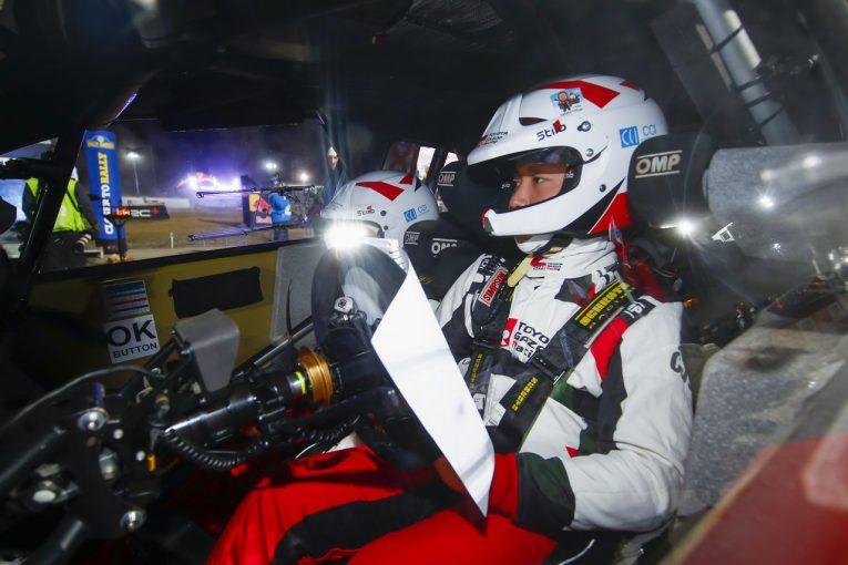 ラリー/WRC   WRC:勝田貴元、最終戦モンツァ参戦へ「サーキットでの経験が役立つことを願う」