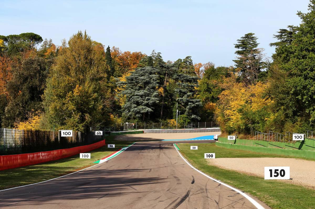 2020年F1第13戦エミリア・ロマーニャGP イモラ・サーキット