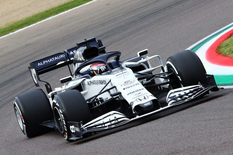 F1 | アルファタウリ・ホンダF1コラム:チームの的確な戦略判断と、クビアトの断固としたドライビングで掴んだ4位入賞