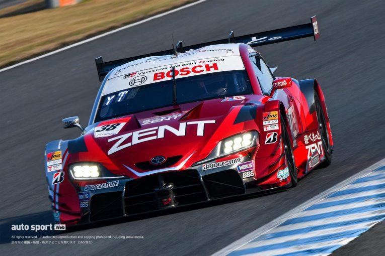 スーパーGT   【タイム結果】スーパーGT第7戦もてぎ 公式練習。ZENT GR SupraとGAINER TANAX GT-Rが最速タイムを記録