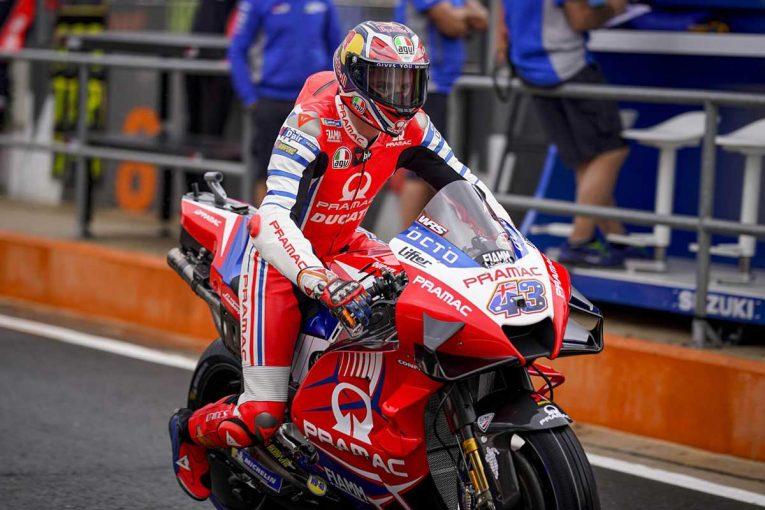 MotoGP | ジャック・ミラー「ドゥカティはここでは競争力がある」/MotoGP第13戦ヨーロッパGP初日
