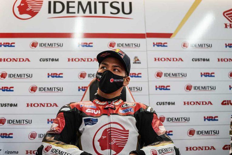 MotoGP | 中上貴晶「明日のカギはFP3でトップ10をキープしてQ2へ進むこと」/MotoGP第13戦ヨーロッパGP初日